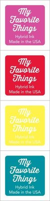 My Favorite Things Hybrid Ink Cubes - Set 9 (ICUBE-29)