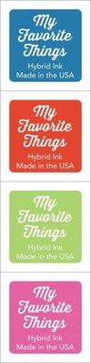 My Favorite Things Hybrid Ink Cubes - Set 10 (ICUBE-30)