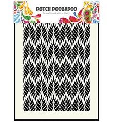Dutch Doobadoo Dutch Mask Art A5 Floral Leaves (470.715.123)