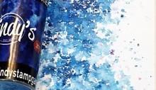 Lindy's Stamp Gang Bavarian Blue Magical Shaker (mshake-08)