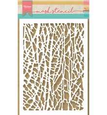 Marianne Design Masking Stencil Tiny's Bark (PS8003)