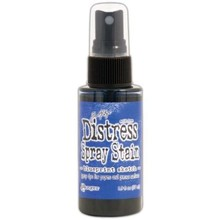 Ranger Distress Spray Stain Blueprint Sketch (TSS44086)