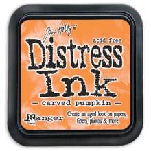 Ranger Distress Ink Pad Carved Pumpkin (TIM43201)