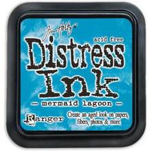 Ranger Distress Ink Pad Mermaid Lagoon (TIM43256)