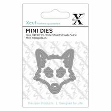 Xcut Mini Die Fox Head (XCU 503666)