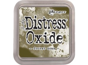 Ranger Distress Oxide Ink Pad Forest Moss (TDO55976)