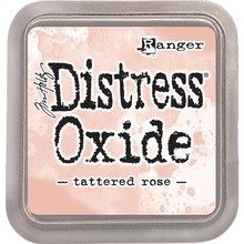 Ranger Distress Oxide Ink Pad Tattered Rose (TDO56263)