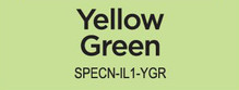 Spectrum Noir Illustrator Alcohol Marker Yellow Green (SPECN-IL1-YGR)