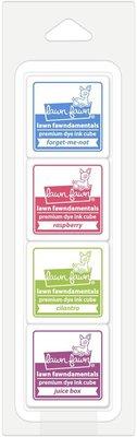 Lawn Fawn Premium Dye Ink Farmer's Market Cube Pack (LF1663)