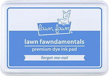Lawn Fawn Premium Dye Ink Pad Forget-Me-Not (LF1657)