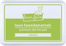 Lawn Fawn Premium Dye Ink Pad Cilantro (LF1661)