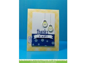 Lawn Fawn Lights Out Clear Stamps (LF1631)
