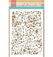 Marianne Design Masking Stencil Tiny's Speckles (PS8005)