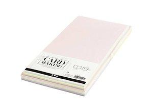 Paperpads.nl SELECT Kaarten & Enveloppen Set Pastel 15x15 cm  (23118)