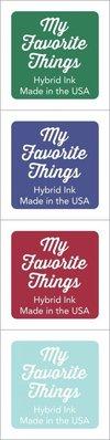 My Favorite Things Hybrid Ink Cubes - Set 8 (ICUBE-28)