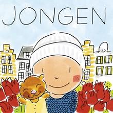Blond Amsterdam Jongen Wenskaart (BL252)