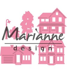 Marianne Design Collectable Mini Village (COL1451)