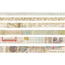 Idea-ology Tim Holtz Design Tape Salvaged (TH93672)
