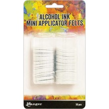 Ranger Tim Holtz Alcohol Ink Mini Applicator Tool Replacement Felt (TAC62165)