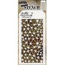 Stampers Anonimous Tim Holtz Organic Layering Stencil (THS106)
