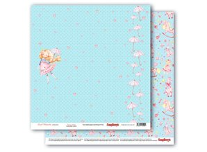ScrapBerry's Sweet Moments 6x6 Inch Paper Pack (SCB220610310X)