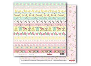 ScrapBerry's First Moments 6x6 Inch Paper Pack (SCB220611109X)