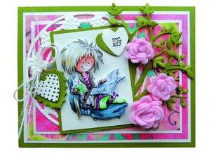 Marianne Design SUPER KNALLER Collectable Suikergoed Harten (COL1306)