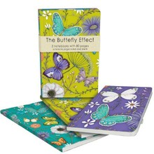 Roger La Borde The Butterfly Effect A6 Exercise Books Bundle (A6E 032S)