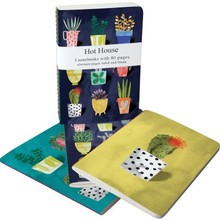 Roger La Borde Hot House A6 Exercise Books Bundle (A6E 040S)