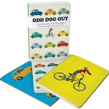 Roger La Borde Odd Dog Out Driving A6 Exercise Books Bundle (A6E 043S)