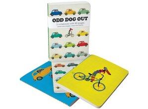 Roger La Borde Odd Dog Out Driving A6 Exercise Books Bundle (A6E 043S)
