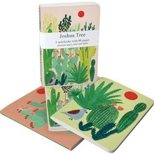 Roger La Borde Joshua Tree 2 A6 Exercise Books Bundle (A6E 044S)