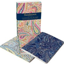 Roger La Borde Sanderson Kashmir A6 Exercise Books Bundle (A6E 046S)