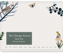 Roger La Borde Chicago School Desk Pad (DP 002)