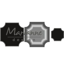 Marianne Design Craftable Basic Square (CR1438)