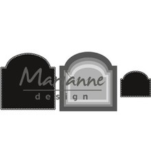 Marianne Design Craftable Basic Arch (CR1439)