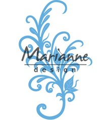 Marianne Design Creatable Anja's Floral Ornament (LR0526)