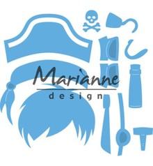 Marianne Design Creatable Kim's Buddies Pirate (LR0527)
