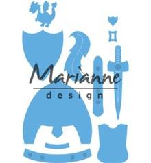 Marianne Design Creatable Kim's Buddies Knight (LR0528)