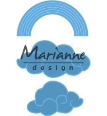 Marianne Design Creatable Rainbow & Clouds (LR0531)