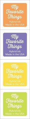My Favorite Things Hybrid Ink Cubes - Set 1 (ICUBE-21)