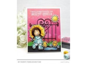My Favorite Things Die-Namics Garden Gate (MFT-1289)