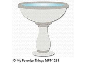 My Favorite Things Die-Namics Birdbath (MFT-1291)