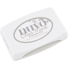 Nuvo Clear Mark Embossing Ink Pad (101N)