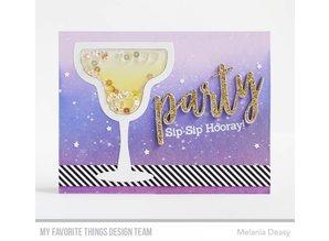 My Favorite Things Shaker Pouches Margarita Shaker (SUPPLY-4013)