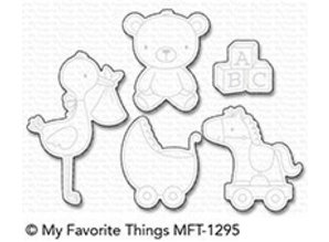 My Favorite Things Die-Namics Hello Little One (MFT-1295)