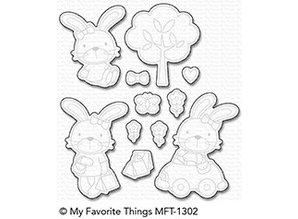 My Favorite Things Die-Namics Sweet Somebunny (MFT-1302)