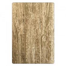 Sizzix 3D Texture Fades Alterations Lumber (662718)