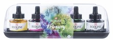 Talens Ecoline Primary Colours Vloeibare Waterverf 5x30 ml (11259900)