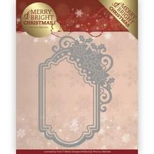 Precious Marieke Merry & Bright Poinsettia Ornament (PM10127)